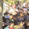 'Mayhem' as crowds of migrants break through police lines in Croatia