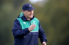 Analysis: Where have Ireland's tries come from under Joe Schmidt?