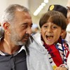 A result we can get behind: Syrian who was tripped by reporter lands coaching job