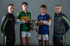 Poll: Tipperary or Kerry - who'll win Sunday's All-Ireland minor football final?