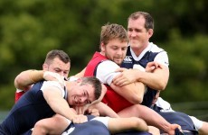 Willing 'servant' Henderson has form and athleticism to shine on rugby's biggest stage