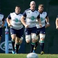 We'll Leave It There So: Ireland name team for World Cup opener and all of today's sport