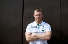 'It's like the start of my career again' - Earls excited for RWC stage