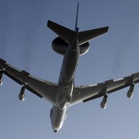 What was an American surveillance plane doing flying over Ireland for five hours?