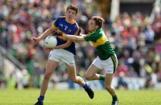 Tipperary handed injury boost as Kerry make two changes for minor showdown