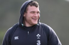 Ireland's Jack McGrath ready for monumental battle with Cian Healy
