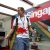 Singapore GP: Vettel isn't feeling the pressure