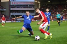 Martin O'Neill moves to get Arsenal starlet Crowley to declare for Ireland