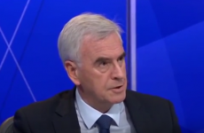"Britain's new Shadow Chancellor has apologised for saying IRA members should be ""honoured"""
