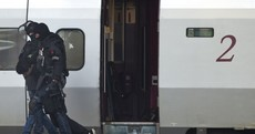 Terror scare: Armed police arrest man who locked himself in train toilet