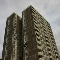 The final Ballymun tower is to be demolished this Monday...