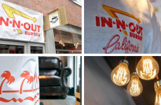 It's true, an In-N-Out Burger has just opened in Dublin
