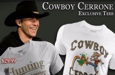 'Hunting gold and leprechauns' - Cerrone taunts McGregor with new merchandise