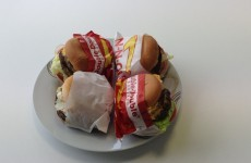 We tried the first ever In-N-Out burgers sold in Ireland