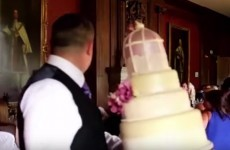 This groom pulled a prank on his bride on their wedding day and it worked perfectly