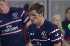 Dubliner AJ MacGinty starts at 10 for USA's World Cup showdown with Samoa