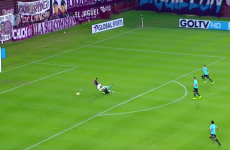 Here's how to get yourself sent off just 19 seconds into a game
