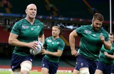 'Tries will win the World Cup,' but Ireland target defensive security