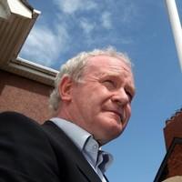 Adams defends McGuinness's IRA past