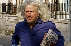 Mick Wallace 'will not be distracted' by Peter Robinson threat to sue