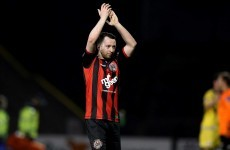 Kavanagh wonder goal the highlight as 10-man Bohs held by Longford