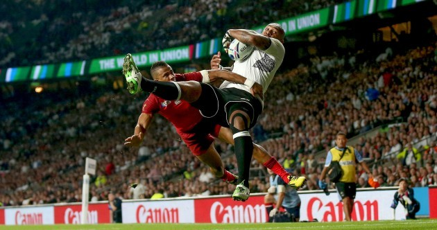 Miss last night's Rugby World Cup opener? Watch all of the tries here