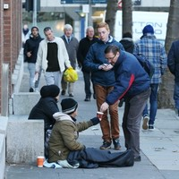 Poll: Are you willing to pay more tax to help people with disabilities and the homeless?