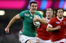 How we rated Ireland as they put 50 points on Canada