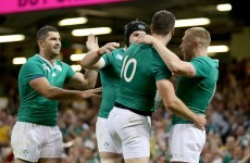 Ireland's World Cup campaign up and running with bonus-point victory over Canada
