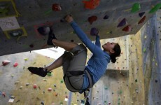 Indoor rock climbing is all the rage now and not just amongst adrenaline junkies