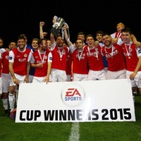 Full set of domestic trophies for Buckley as Pat's claim EA Sports Cup after shootout