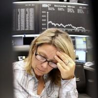 US stocks fall on economy fears