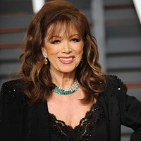 'Trailblazer' and novelist Jackie Collins dies aged 77 - sister Joan leads tributes