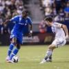 Didier Drogba continued his impressive start in MLS last night