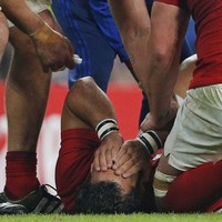 Massive blow for France as Yoann Huget is ruled out of the Rugby World Cup