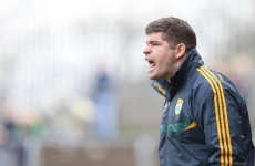 'My term is up now and we have lots to think about' -- Eamonn Fitzmaurice ponders Kerry future