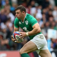 Henshaw on track to feature in Ireland's World Cup clash with Romania