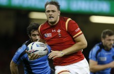 Wales suffer yet another big injury as hat-trick hero Allen tears hamstring