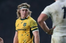 Cheika's Wallabies go with Hooper-Pocock combo for RWC opener