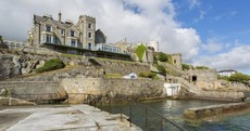 Want to live like royalty? Try this romantic Victorian castle in Dalkey