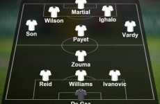 Garth Crooks' 3-1-1-5 formation could be set to revolutionise football