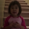 This tiny girl asked her parents to stop arguing and has charmed the internet