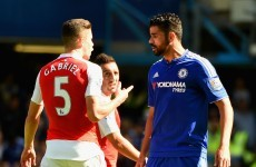 Keown brands Costa a master of the 'dark arts' after Arsenal display