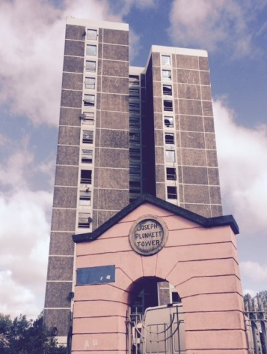 'Some people wanted to stay in the Ballymun flats and would go back now if they could'