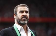 Former Man United star Eric Cantona promises to house and feed refugees