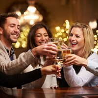 Do you view a night of heavy drinking as a way to bond with friends?