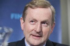 When's the election? Enda has just dropped a big hint