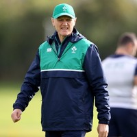 Schmidt likely to send Ireland out with expansive game plan for Romania