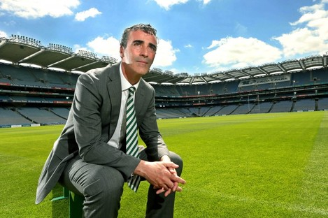 Jim McGuinness has had an increased role at Celtic.