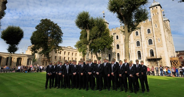 'Low-key start, on and off the field': Our man reports from the All Blacks' sleepy London base